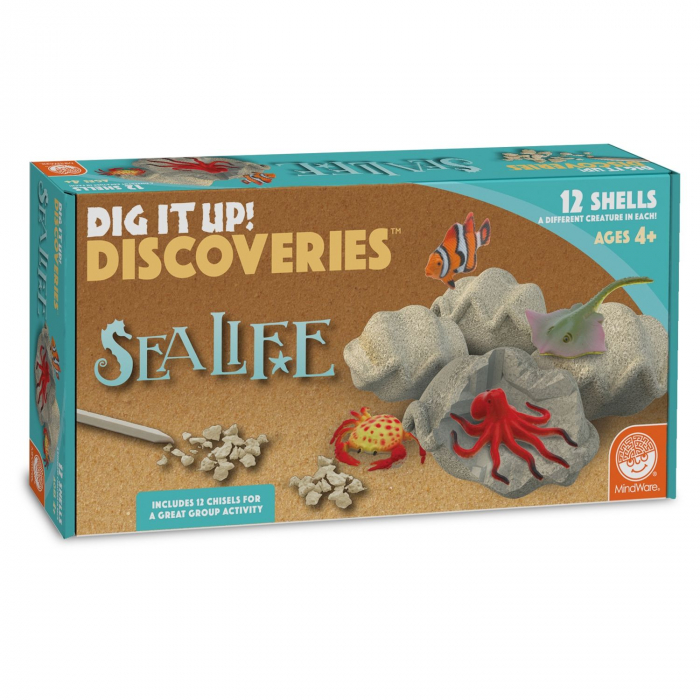 Dig It Up! Discoveries: Sea Life 0