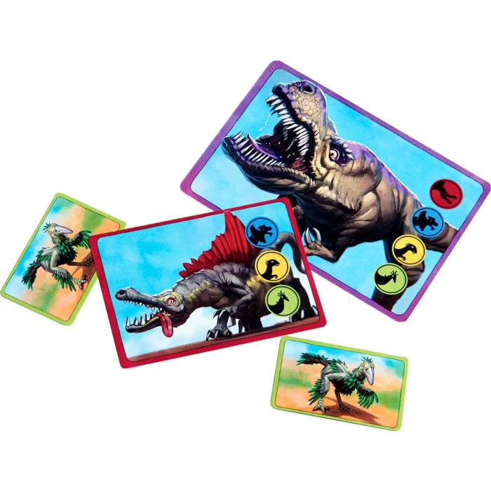 Dino World – Lumea dinozaurilor, Haba 2