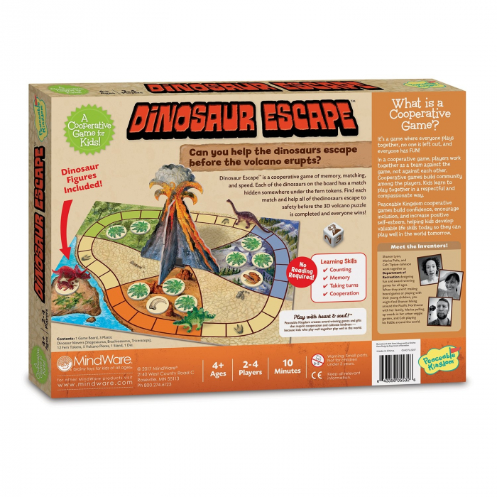 Dinosaur escape – Salvarea dinozaurilor 4