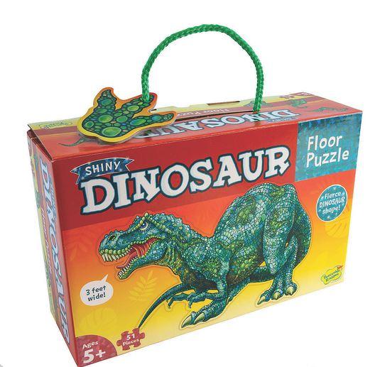 Dinosaur Floor Puzzle – puzzle de podea în formă de dinozaur 0