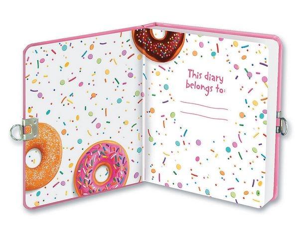 Donut Diary 1