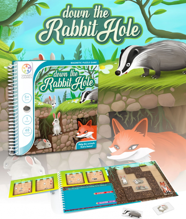 Down the rabbit hole, Smart Games 1