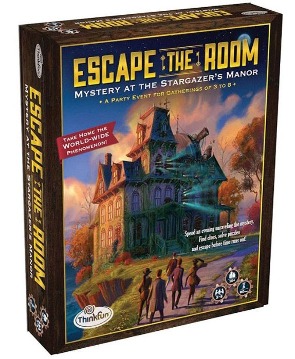 Escape The Room:Mystery at the Stargazer's Manor 0