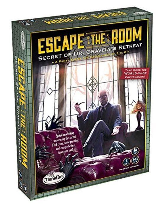 Escape The Room:Secret of Dr Gravely's Retreat 0