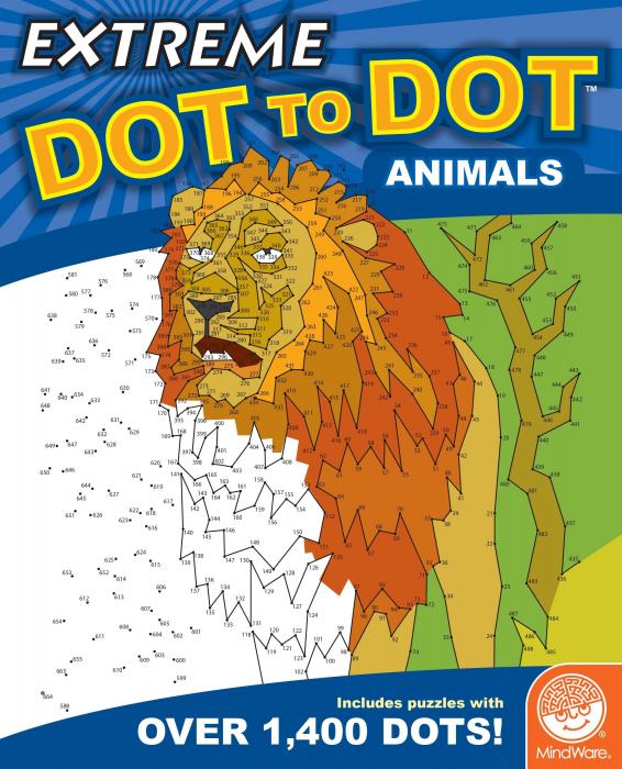 Extreme Dot to Dot: Animals 0