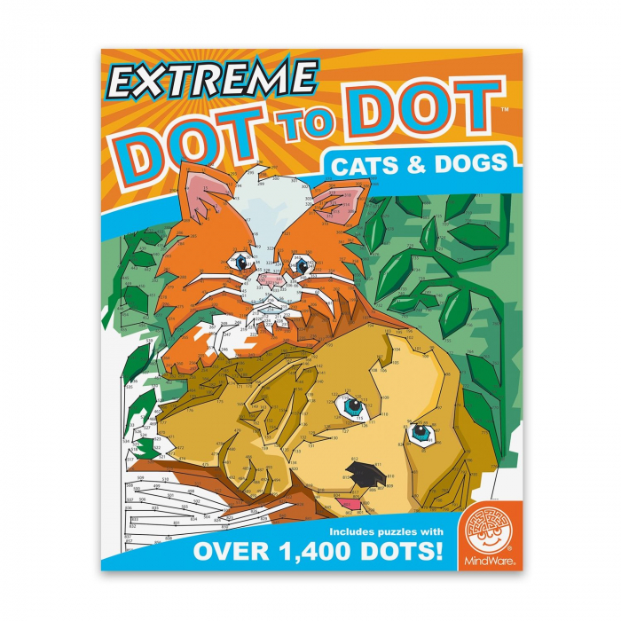 Extreme Dot to Dot: Cats & Dogs 0