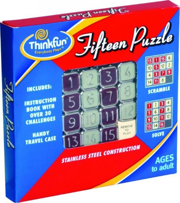Fifteen Puzzle 0