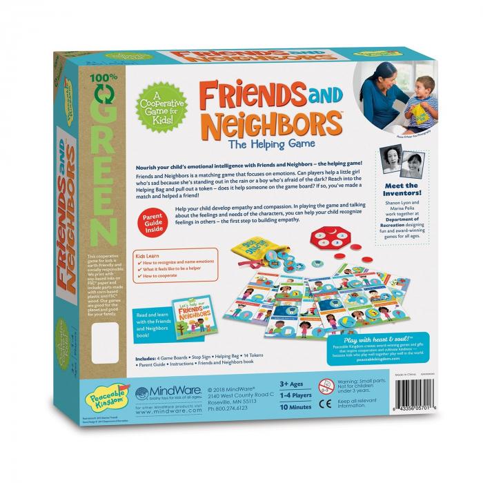 Friends and neighbors – Prieteni și vecini 3