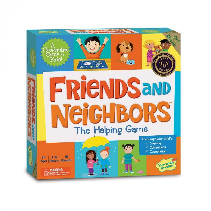 Friends and neighbors – Prieteni și vecini 0