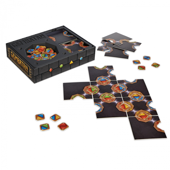Gembatan, boardgame de strategie 1