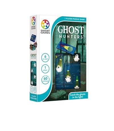 Ghost Hunters - joc tip puzzle 2