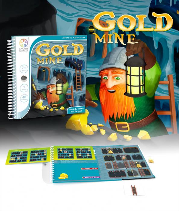 Goldmine,  Smart Games 2