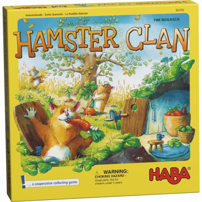 Hamster clan – Familia de hamsteri, Haba 0
