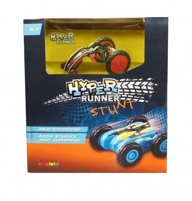 hyper runner stunt 2
