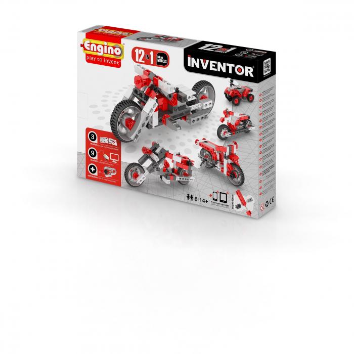 INVENTOR 12 MODELE MOTOCICLETE 4