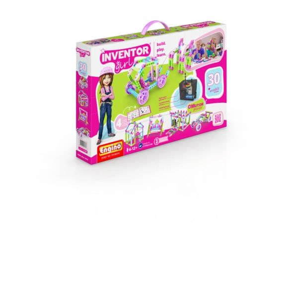 INVENTOR GIRLS 30 MODELE SET MOTORIZAT 0