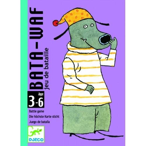 Joc de cărţi Djeco Batawaf 0
