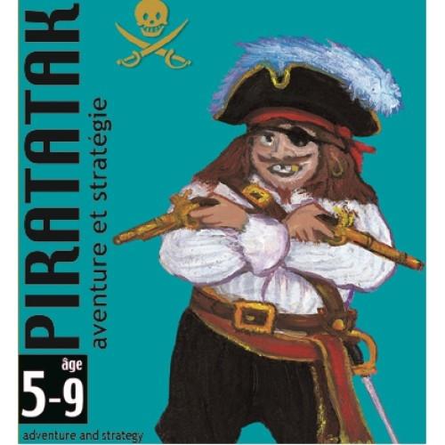 Joc de cărți Djeco Piratatak 0