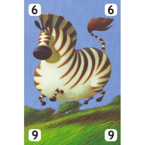 Joc de cărți Djeco Savana 1