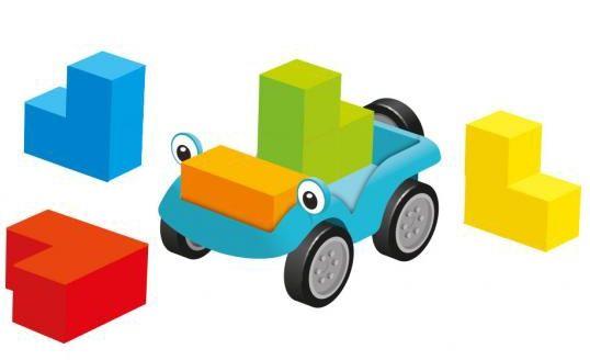 Joc de logica Smart Car 5x5 2