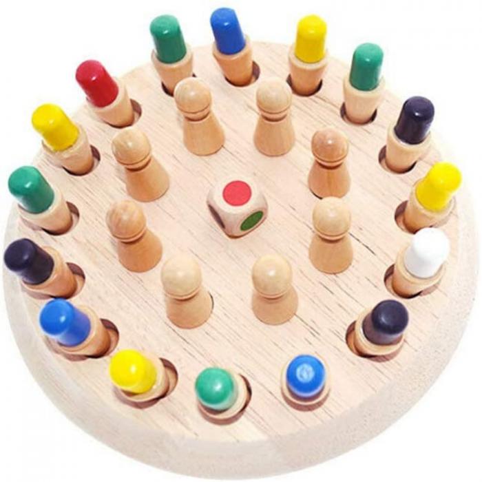 Joc de memorie pentru copii - Montessori [2]