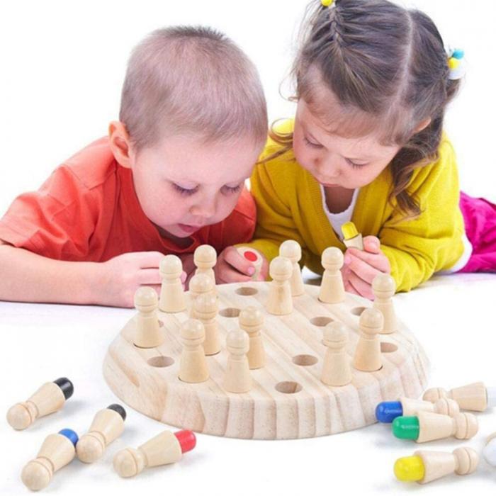 Joc de memorie pentru copii - Montessori [0]