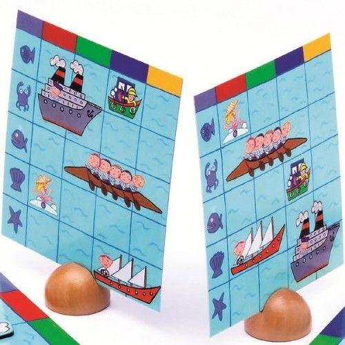 Joc de strategie Djeco Naviplouf 1