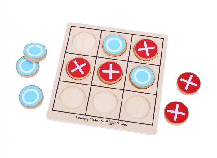 Joc educativ - X și Zero 1