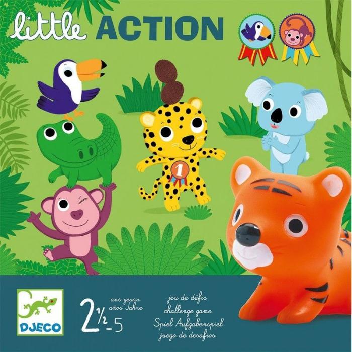 Joc Little Action Djeco 0