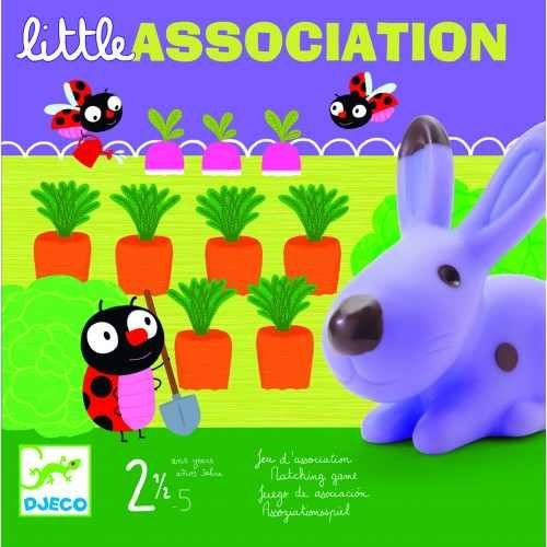 Joc Little Association Djeco 0