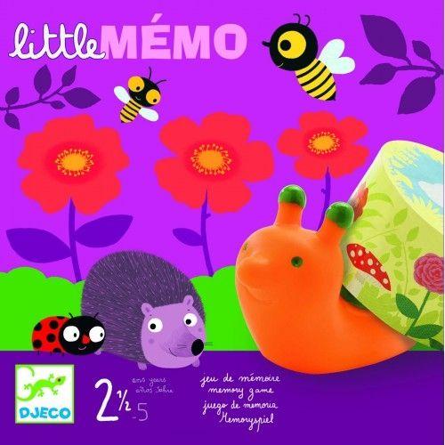 Joc Little Memo Djeco [0]