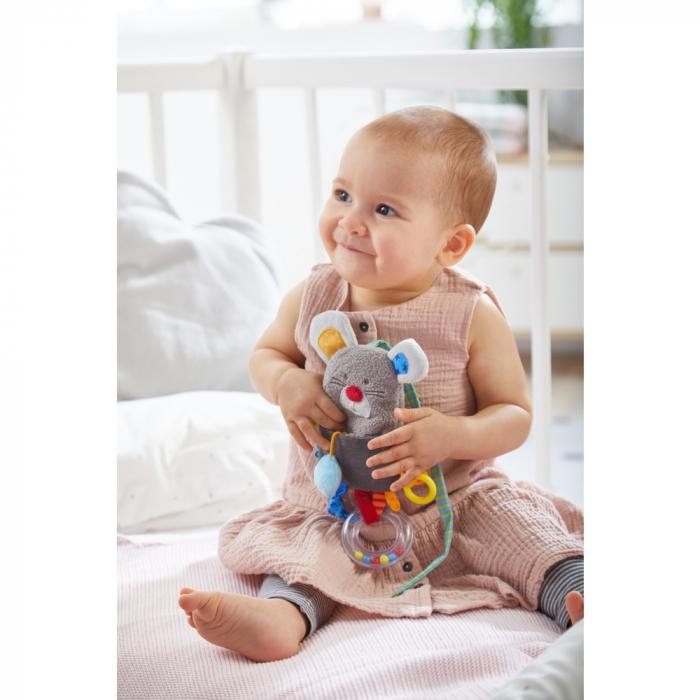 Jucărie zornăitoare de agățat – Șoricel - Haba 1