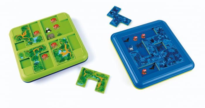 Jungle - Hide & Seek - puzzle provocator 1