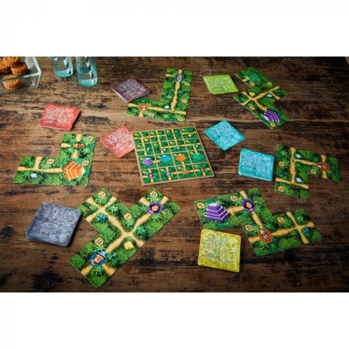Karuba – jocul de cărți, Haba 4