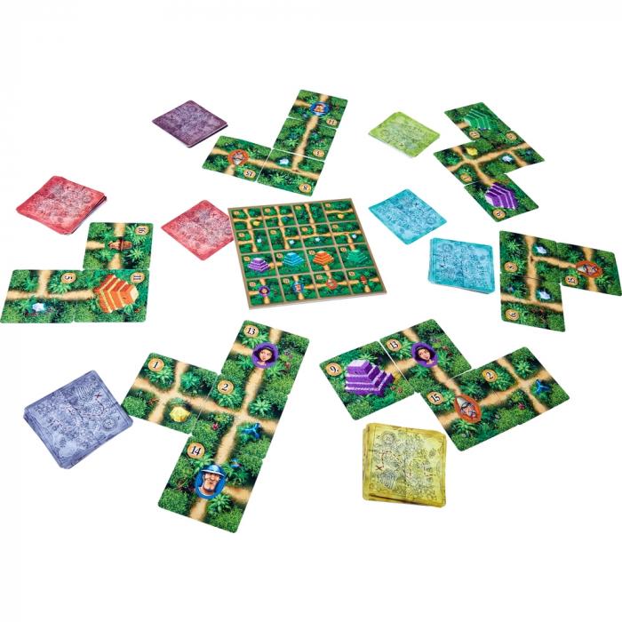 Karuba – jocul de cărți, Haba 3