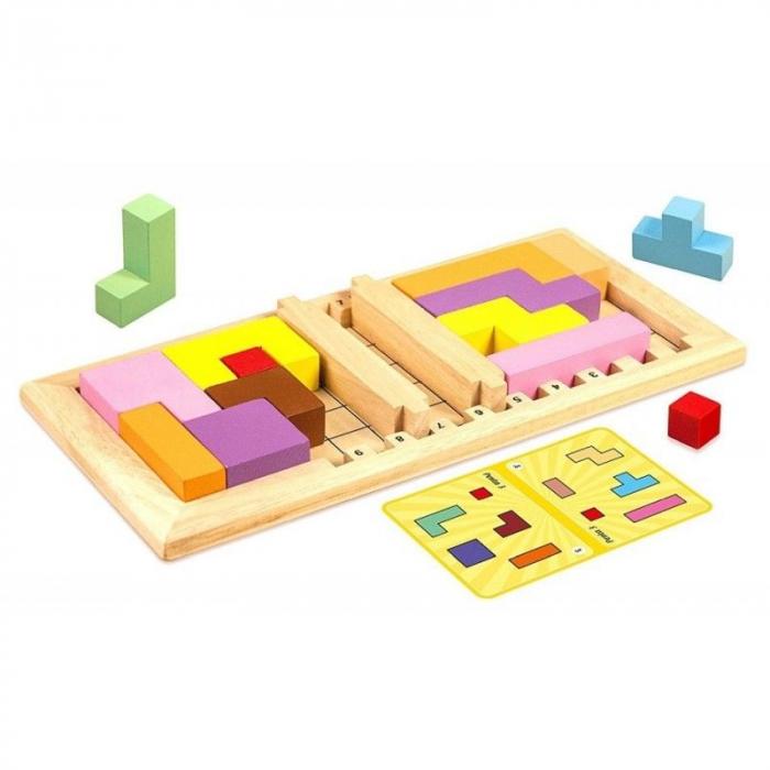 Katamino Family - joc de logică tip puzzle 2