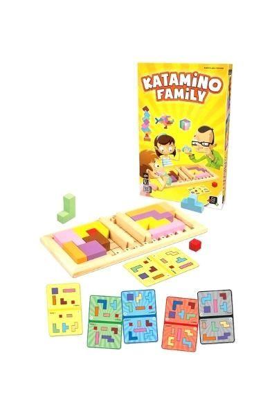 Katamino Family - joc de logică tip puzzle 1