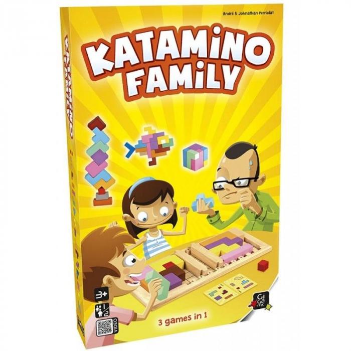 Katamino Family - joc de logică tip puzzle 0