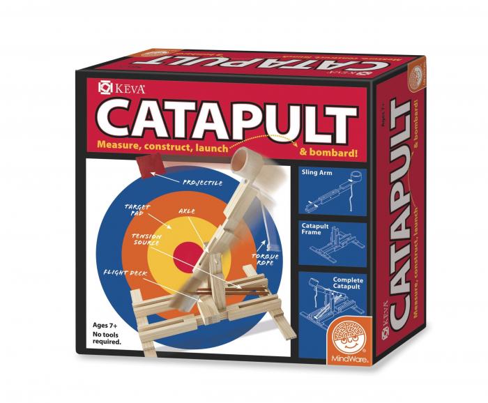 KEVA Catapult 0