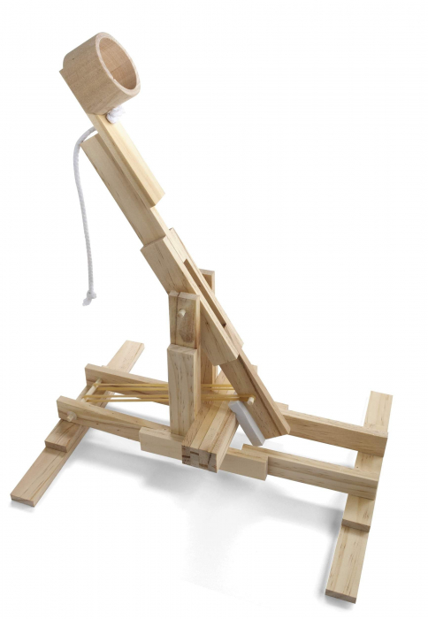 KEVA Catapult 1