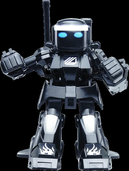 Set de 2 roboți cu telecomandă, pentru copii - KO Bot 2