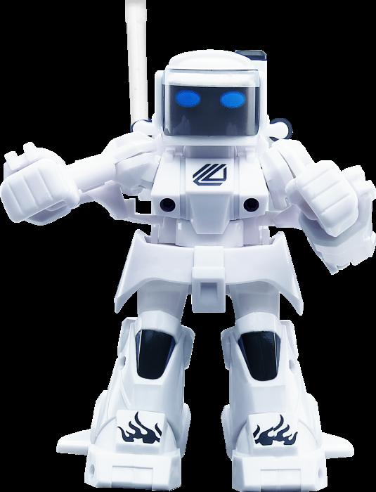 Set de 2 roboți cu telecomandă, pentru copii - KO Bot 3