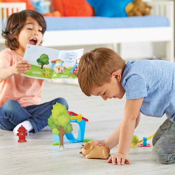 Learning Resources Joc codare - Căţeluşii jucăuşi 9