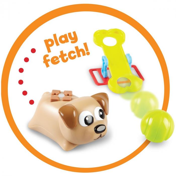 Learning Resources Joc codare - Căţeluşii jucăuşi 4