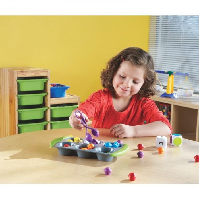 Learning Resources Joc matematic - Mini brioşe 2