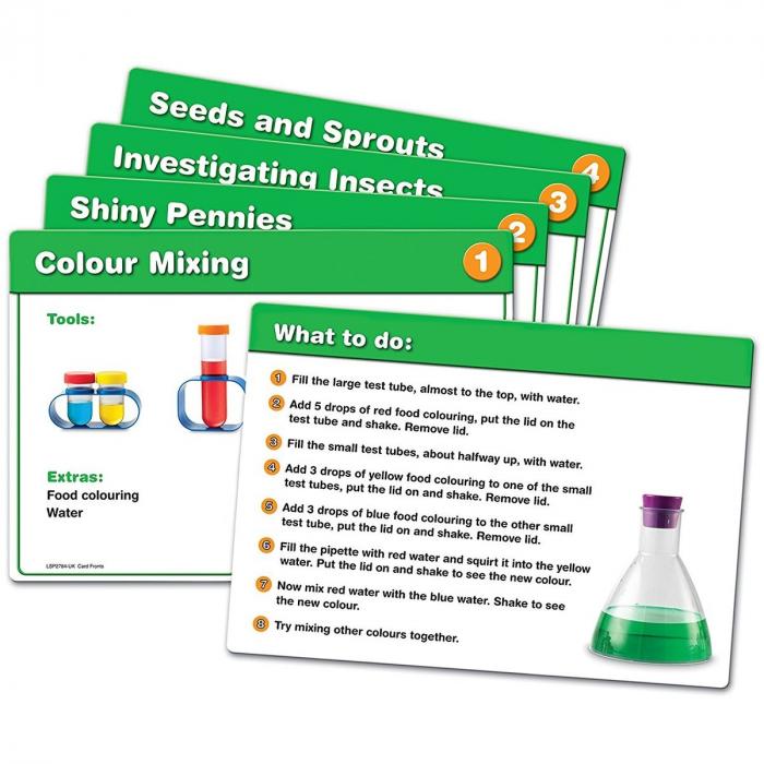Learning Resources Set de știință primar 3