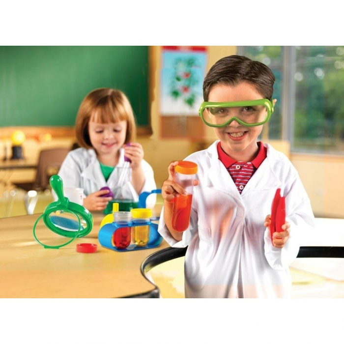 Learning Resources Set de știință primar 1