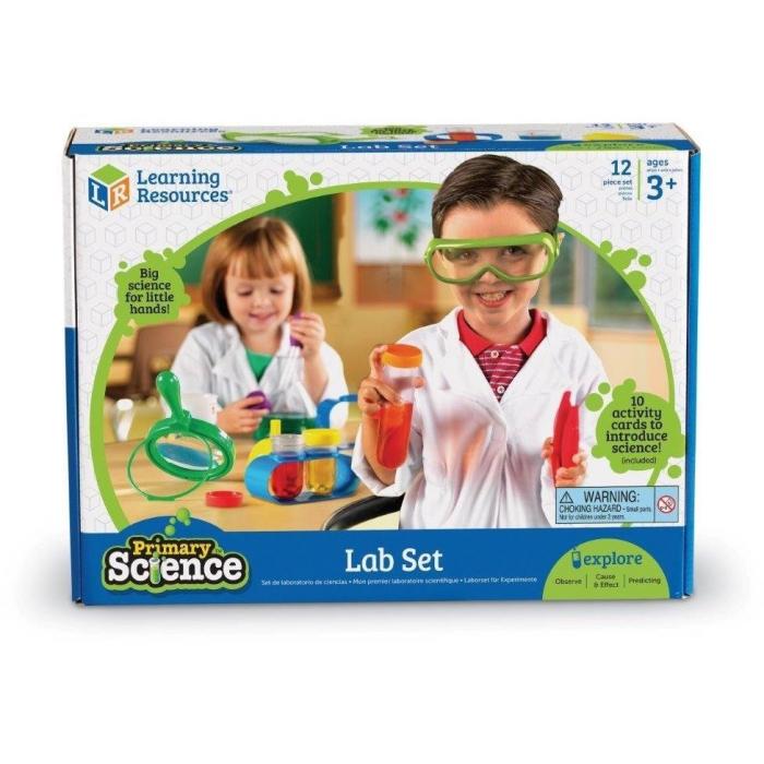 Learning Resources Set de știință primar 0