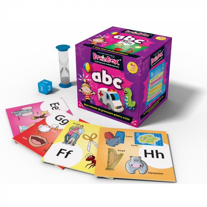 Pachet educativ: BrainBox - ABC & Memorace Povești nemuritoare [1]
