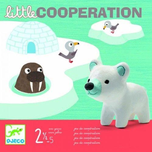 Little Cooperation, Joc de cooperare Djeco 0